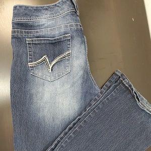 Vanity Curvy Jean's size 31